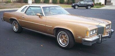 1976 Pontiac Grand Prix LJ 1976 Pontiac Grand Prix LJ Golden Anniversary Edition