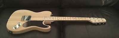 Vintage Leo Fender 1949 prototype copy guitar (esquire)