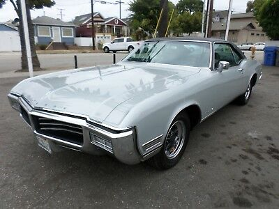 1969 Buick Riviera  1969 Buick Riviera - Local Los Angeles car  - numbers matching- 65000 miles -