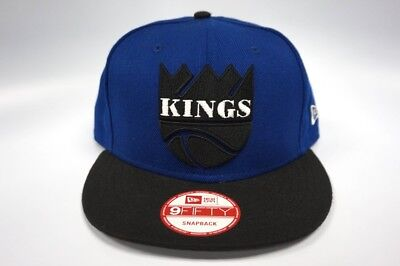 watch 84cca f2004 Sacramento Kings New Era 9Fifty Snapback Hat Custom XL Logo