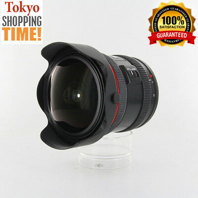[NEAR MINT+++] Canon EF Fish Eye 8-15mm F/4 L USM Lens from Japan