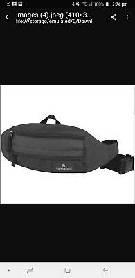NEW Victorinox Altmont 3.0  Orbital Waist Pack Black