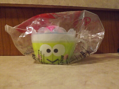 Hello Sanrio Keroppi Tea Cup 2017 McDonald's Happy Meal Toy. #7. New in Package.