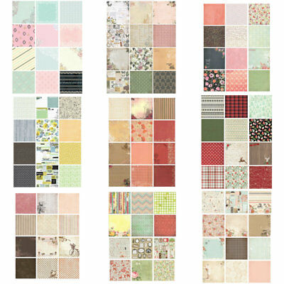 Scrapbooking Paper Handmade DIY Photo Album Background Craft Card Collection