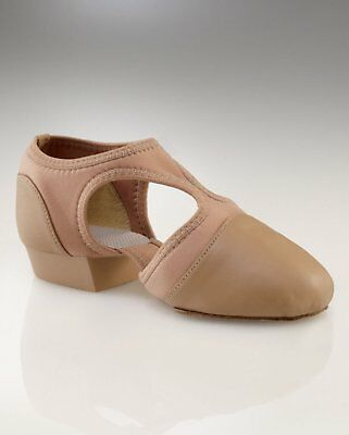 Capezio - Pedini Femme Dance Shoe - Womens - PP323 - Black or Caramel