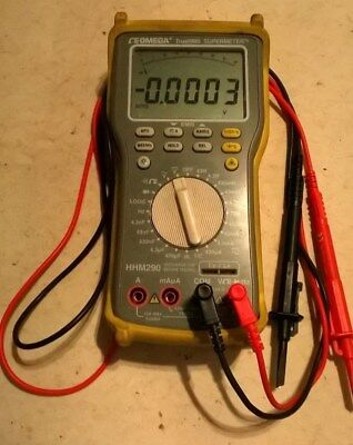 HHM290 SuperMeterTM with Laser Sighting NEWPORT multimeter