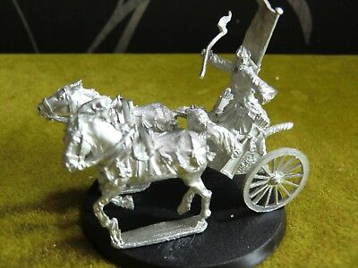 Warhammer Lotr - Khandish Charioteer (Rare Metal Model)  **new**