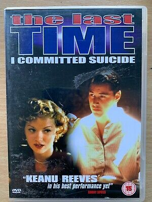 The Last Time i Committed Suicide DVD 1997 Indie Drama con Keanu Reeves