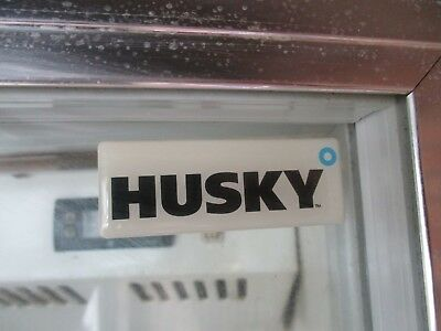 Husky Glass Door Display Drinks Fridge Chiller Cooler Catering Commercial Tizer