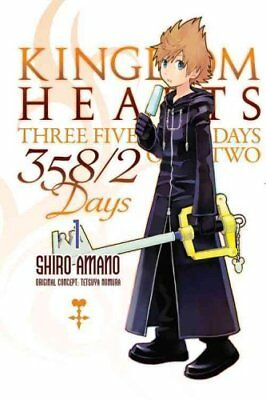 Kingdom Hearts 358/2 Days, Vol. 1 by Shiro Amano 9780316401180 (Paperback, 2013)