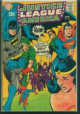 Justice League of America #66 VF-