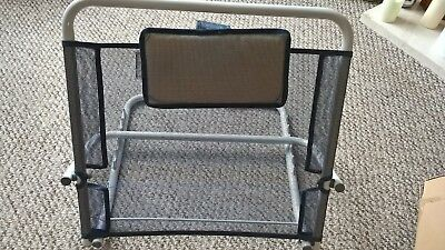 Adjustable Angle Back Rest Support Sit Up Bed Sleep Upright Mobility Disability