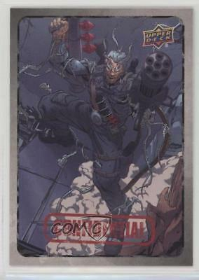 2015 Upper Deck Marvel Dossier #15 Cable Non-Sports Card 0a3