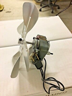 ZMO-87 Kitchen Exhaust Fan motor with blade