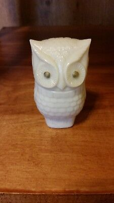Vintage Avon Owl Bottle