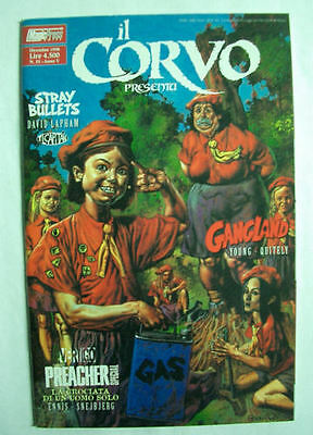 The Corvo Presenta n. 35 - Stray Bullets, Gangland, Preacher