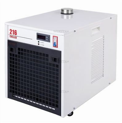 Industrial Water Cooled Chiller Cooling Water Machine 1600W Brand New Cool Wa tr