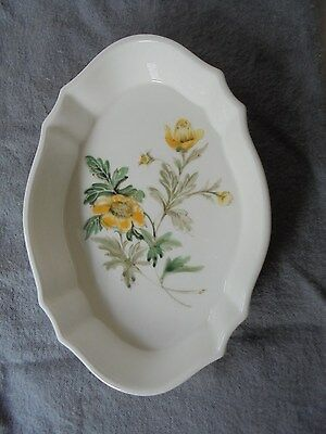 Wedgewood Golden Glory Dish Made In England