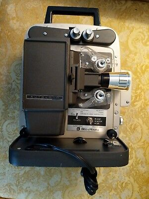 BELL & HOWELL 346A Super Eight (8) projector, New, Unused, & Working!