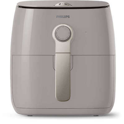 PHILIPS Viva Collection Airfryer HD9621/80 Heißluft Fritteuse 1425W 800g Beige