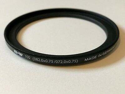 Step-Up rings (72-82mm and 72-77mm)