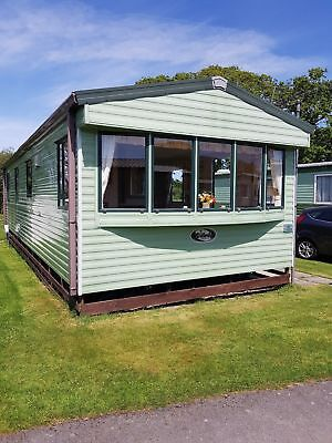 Static Caravan - Tywyn - Gwynedd - 35x12 - 3 Bed - Edge Pitch - Beautiful Site