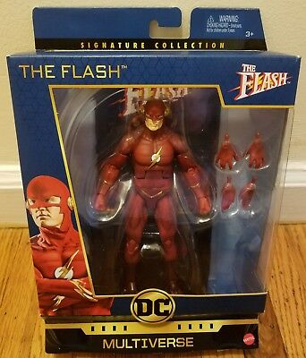 DC Comics Multiverse Signature Collection The Flash TV DCM