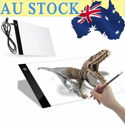 A4 Design LED Sketch Board Light Tracing Drawing Pad 3 Brightness Level Dimmable