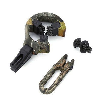 Camo Hunting Archery Brush Capture Arrow Rest Right Left Hand for Compound Bow s