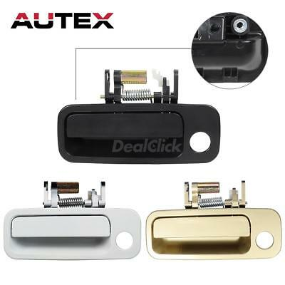 79426 Exterior Door Handle Front Left Black Gold White for 97-01 Toyota Camry