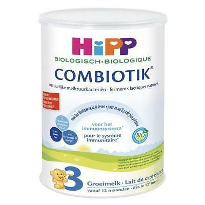 HiPP Organic Combiotic Stage 3 Dutch (the real one) 900g, 12 months+, FREE SHIP