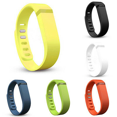 1PC Replacement Wrist Band With Metal Buckle For Fitbit Flex Bracelet Wristband