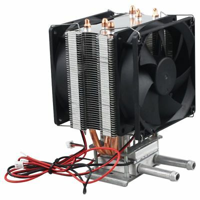 Thermoelectric Peltier Refrigeration DIY Water Cooling System Cooler Device 1 SF