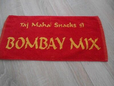 Bartuch - Bar Towel -Thekenaufleger Taj Mahal Snacks  Bombay Mix