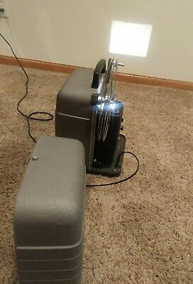 Vintage Bell & Howell Autoload Super Movie Projector - Model 353