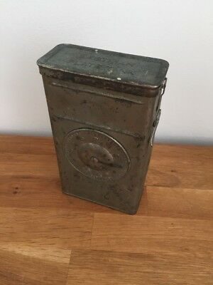 Antique Eastman Plate Tank