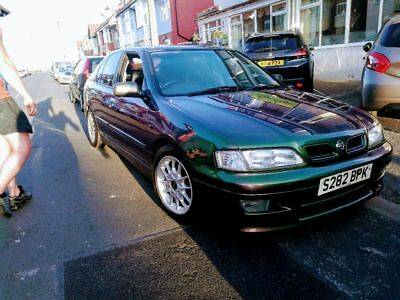 Nissan primera gtse limited edition can't px :)