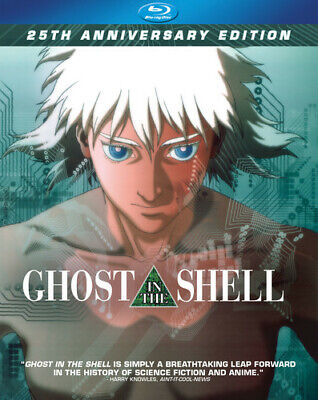 Ghost in the Shell (dvd) New, Free Shipping