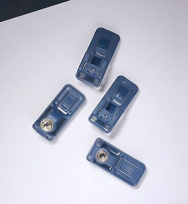 (4) Frio Universal Locking Cold Shoe V2 - with 1/4-20 and 3/8 Threads