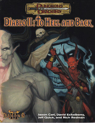 Dungeons & Dragons (3rd. Edition): Diablo II: To Hell and Back