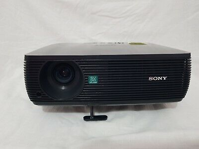 Sony VPL-ES4 LCD Home Cinema Projector with 1500+ hrs lamp life remaining
