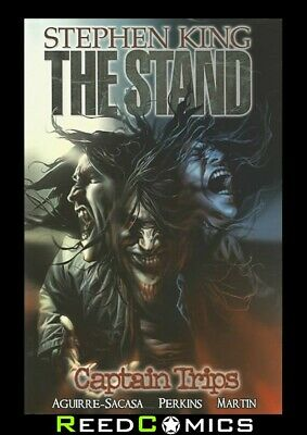 THE STAND VOLUME 1 CAPTAIN TRIPS HARDCOVER Hardback Collects 5 Part Series