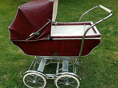 Vintage Baby Stroller Baby Buggy from Wonda Chair 1950's-'60s * KNOEBELS *