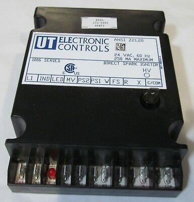 Ut Electronic Controls 1016-527 12849 Direct Spark Ignitor  For Addison