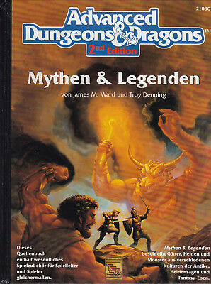 Advanced Dungeons & Dragons (2nd Edition): Mythen & Legenden