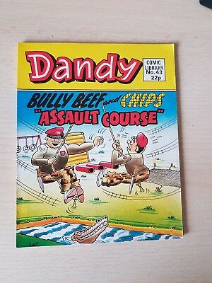 Dandy Comic Library. acceptable condition  coming freepost No 43 ...