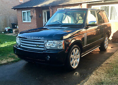 Range Rover Vogue TDV8 Auto 2008MY Cat N