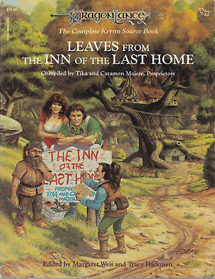 Advanced Dungeons & Dragons: Dragonlance - Leaves from the Inn of the Last Home