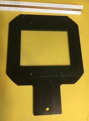 Saunders LPL 4550XL 4500 4X5 enlarger 4X5 negative carrier WITH GLASS 245-100