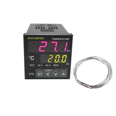 Inkbird Digital PID Temperature Controller on/off Thermostat Ac 100-240V